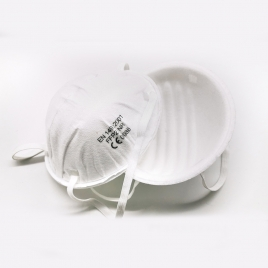 high quality CE FFP2  cup model factory mask disposable  mask face mask