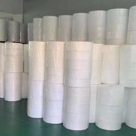 mask raw materials Non-woven mask spunbond  layer pp fabric factory wholesale