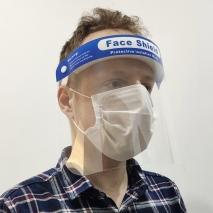 protective isolation face shield wholesale