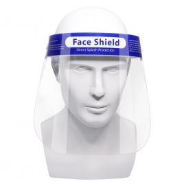 transparent protective isolation anti-fogging face shield wholesale