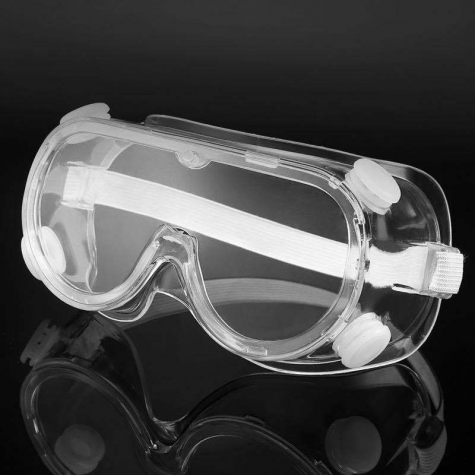 high quality anti fogging protective  glasses goggle