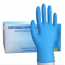 high quality protective gloves disposable Nitrile gloves wholesale