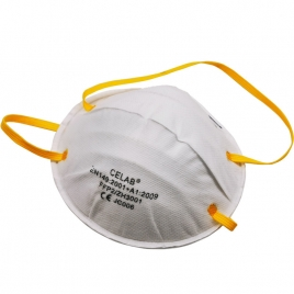 high quality dust proof cup style disposable respirator mask