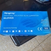 low price hong ray vinyl/nitrile blend Examination Gloves disposable  gloves medical gloves