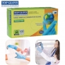 non-sterile nitrile examination disposable medical gloves  top gloves factory supplier (Europe in stock)