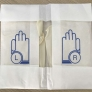 high quality sterile disposable  gloves Surgical gloves CE certificated
