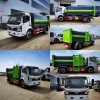 DongFeng Environmental protection garbage trucks garbage vehicle wholesale china