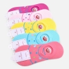 summer combed cotton young lady socks