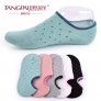 cute dot print women sock