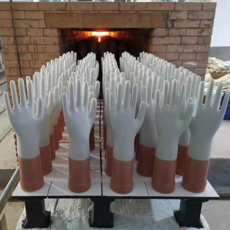 Nitrile gloves production line gloves formers wholesale factory supplier