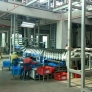 Medical nitrile gloves production line manufacture factory supplier