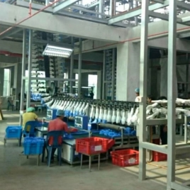 How to build Medical nitrile gloves production line pvc glove machine manufacture factory supplier