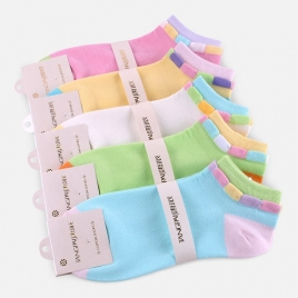 candy dual hem women socks bobby sox