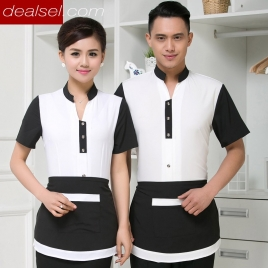 new arrival restaurant waiter men women uniform