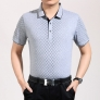 business affairs formal printing pure cotton T-shirt