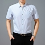 summer wild fashion father printing packs short sleeve shirt