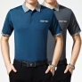 formal Men's short sleeve T-shirt polo career business