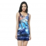 Science Fiction printing women tank tops dress