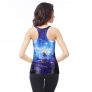 high quality space star young women tanktops