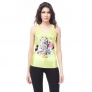 fashion Donald Duck printing women tank tops