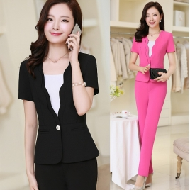high quality office secretary uniform work skirt suits