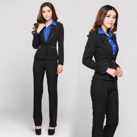 2015 spring Korea woman pant suits discount