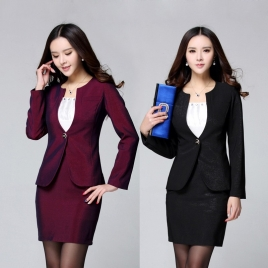 fashion grace business women dress suits for workplace