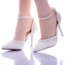 luxury fashion noble women bride shoes party shoes