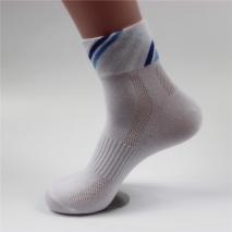 new design elastic knitting cotton men socks