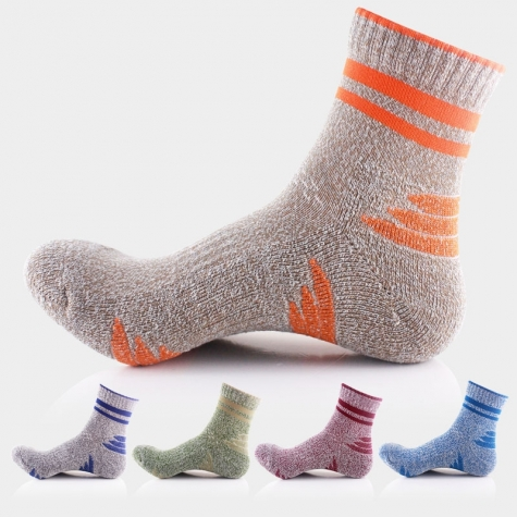 comfortable high qulity athletics basketball men socks