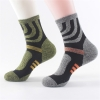 high qulity outdoor tour basketball men socks