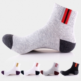 men's design outdoor tour basketball socks