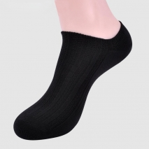 low cut high quality cotton double-cylinder socks both for men and women