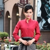 women redcoffee food service restaurants staff uniform workwear waiter