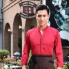 men redcoffee food service restaurants staff uniform workwear waiter