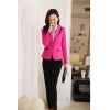 rose pant suitsprofession design secretary office lady skirt suits uniform BLKE 1506