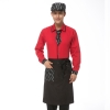 men redEurope restaurants coffee bar waiter waitress uniform wholesale