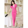 rose pant suitshigh quality office secretary uniform work skirt suits