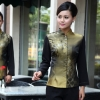 color 1special class Chinese Restaurant waiter waitress uniform coat