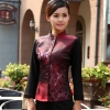 color 3special class Chinese Restaurant waiter waitress uniform coat
