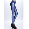 bluesexy low waist PU leather young girls legging pant