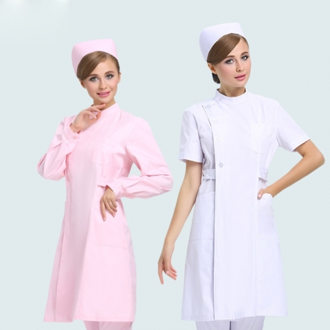 new arrival hospital medical nurse coat short sleeve