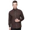 men long sleeve coffeefashion waiter short / long sleeve shirt restaurant uniforms
