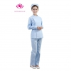 women light blue suits