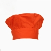 orange chef hat