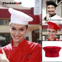 high quality fashion design toque chef hat