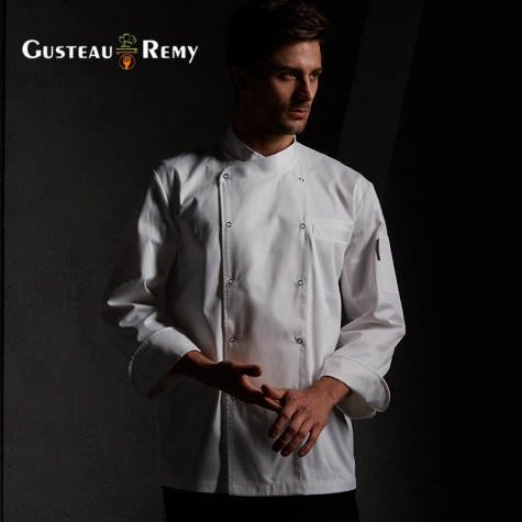 upgrade dinner restaurant kitchen chef coat chef staff uniforms