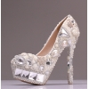 diamond platform great fashion party dance wedding shoes women pump