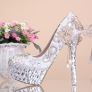 luxury noble great fashion heel wedding shoes party shoes birthday gift
