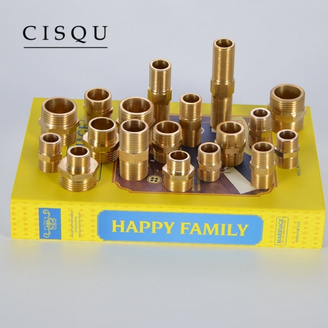 high quality copper home water pipes coupling